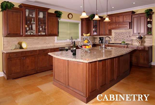 Kitchen Cabinets & Vanities